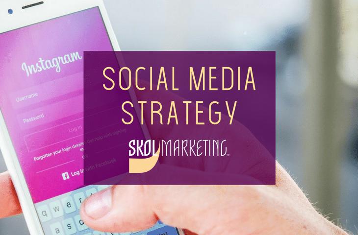 social media strategy skol marketing, minneapolis MN